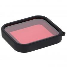 Červený filtr pro GoPro HERO7|6|5 Black